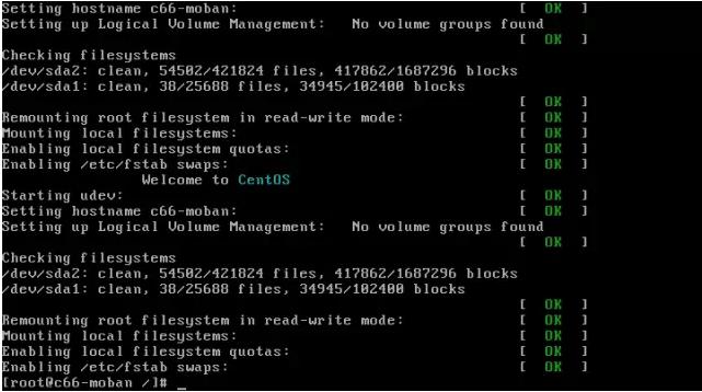 如果CentOS的root密码忘了,如何找回来?插图(8)