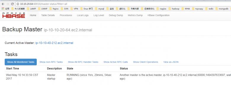 hbase高可用集群部署(cdh)插图