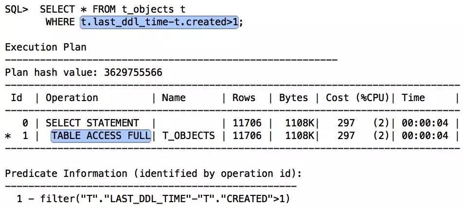 由索引未被使用,看SQL开发规范落地插图(21)
