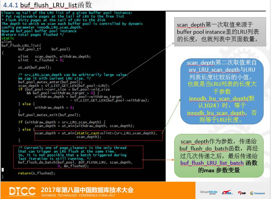 2017数据库大会实录-MySQL核心参数含义的源码解析插图(24)