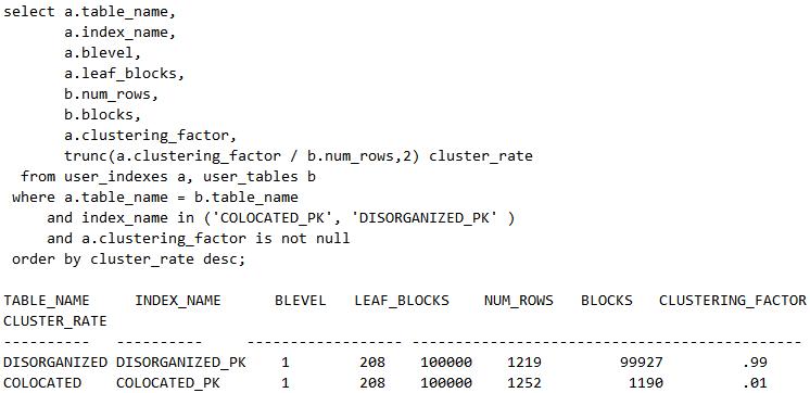 揭开索引让SQL举步维艰的另一面插图(5)