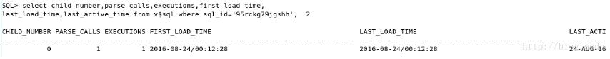 一个执行计划异常变更引发的Oracle性能诊断优化插图(52)