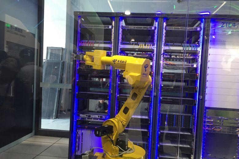 机房运维机器人