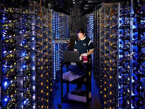 数据中心2022:绿色的下一步是智能化插图