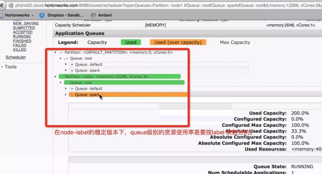Hadoop跑满状态下的Yarn资源管理谈插图(12)