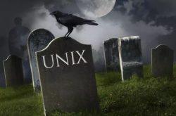 商业 Unix 在衰落插图