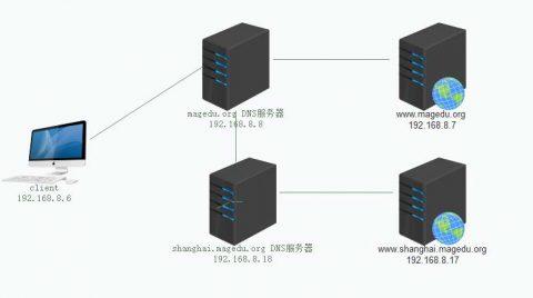 DNS服务配置与管理插图(4)