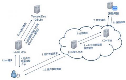 DNS服务配置与管理插图(5)