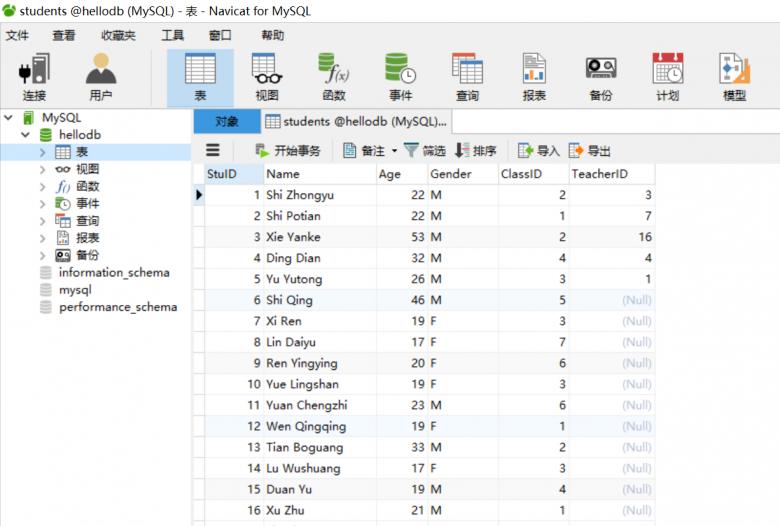 SQL语句插图(5)