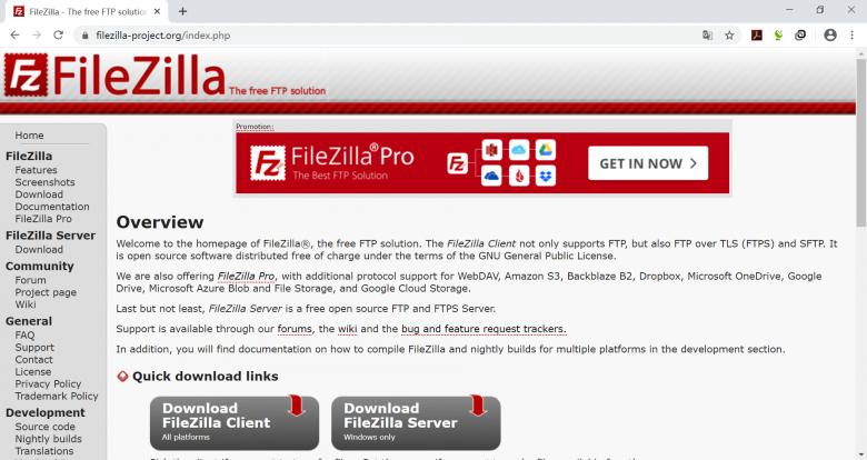 linux-FTP-Vsftpd管理插图(1)