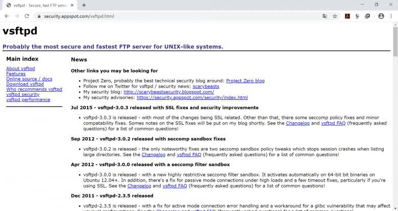 linux-FTP-Vsftpd管理插图