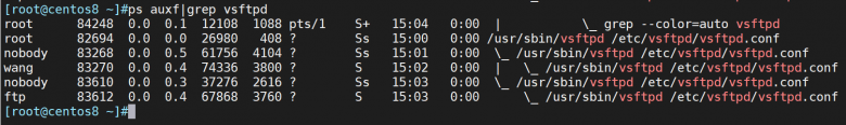 linux-FTP-Vsftpd管理插图(2)