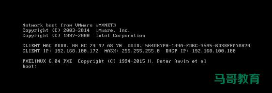 利用 PXE 实现自动化系统部署插图(3)