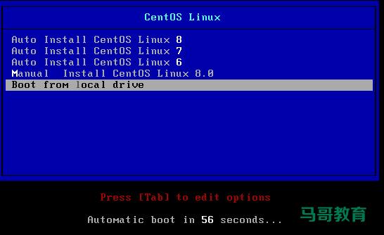 利用 PXE 实现自动化系统部署插图(4)