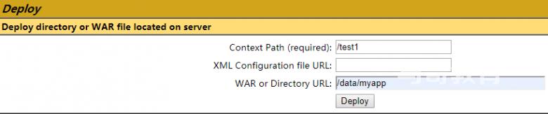 tomcat实战案例: 应用部署实现基于WEB的管理插图(4)