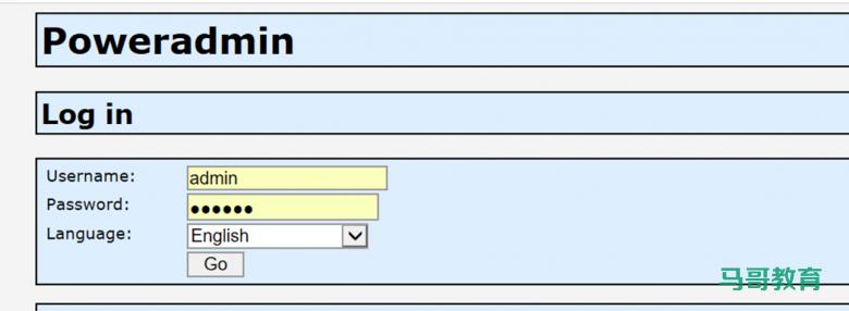 LAMP实战案例:实现PowerDNS 应用部署插图(10)