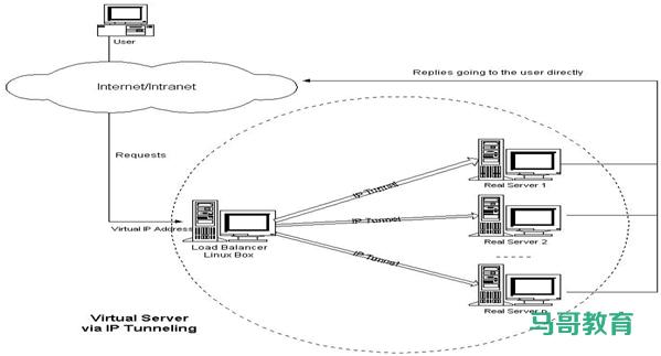 LVS 工作模式和相关命令插图(7)