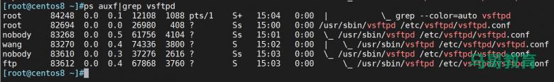vsftpd服务常见配置插图