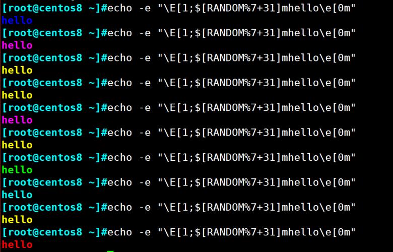 shell运算插图