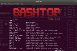 Bashtop – Linux的资源监视工具插图